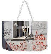 How Much Is That Doggie In The Window? Weekender Tote Bag