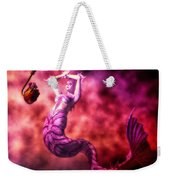 How To Catch Mermaids Weekender Tote Bag by Bob Orsillo
