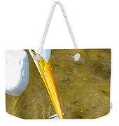 How To Fish Weekender Tote Bag