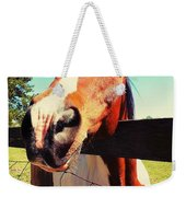 Howdy Do Weekender Tote Bag