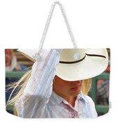 Howdy Weekender Tote Bag
