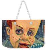 Howdy Von Doody Weekender Tote Bag