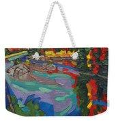 Howry Creek Campsite Weekender Tote Bag
