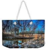 Hoyt Bridge Weekender Tote Bag