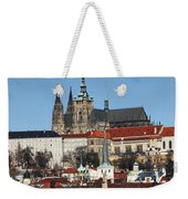 Hradcany - Prague Castle Weekender Tote Bag