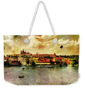 Hradczany - Prague Weekender Tote Bag
