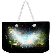 Hubble Birth Of A Galaxy Weekender Tote Bag