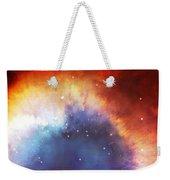 Hubble - Helix Nebula Comet - Like Filaments Weekender Tote Bag