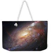 Hubble View Of M 106 Weekender Tote Bag