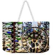 Hubcap Weekender Tote Bag