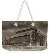 Huber Ferry Barn Osage County Mo Dsc00720 Weekender Tote Bag