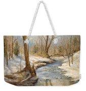 Hubers' Woods Weekender Tote Bag