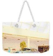 Hudson Car Under Skylight Weekender Tote Bag