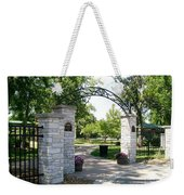 Hudson Crossing Park Weekender Tote Bag