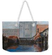 Hudson River Still Life Weekender Tote Bag