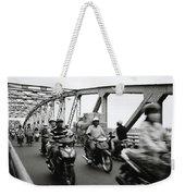 Hue Modernity Weekender Tote Bag