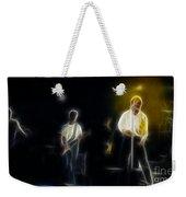 Huey Lewis-ge7-fractal Weekender Tote Bag