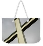 Huge Cross  Weekender Tote Bag
