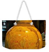Huge Marble Jar Cut From One Piece Of Marble In Saint Sophia's I Weekender Tote Bag