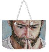Hugh Jackman Weekender Tote Bag