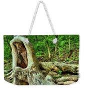 Human Eating Tree Weekender Tote Bag
