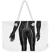 Human Nervous System Weekender Tote Bag