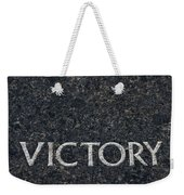 Human Rights Victory Weekender Tote Bag