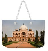 Humayuns Tomb Weekender Tote Bag