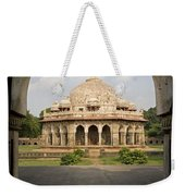 Humayuns Tomb, India Weekender Tote Bag