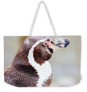 Humboldt Penguin Portrait Weekender Tote Bag