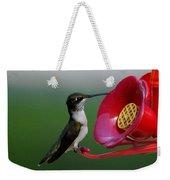 Humming Bird Weekender Tote Bag