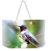 Hummingbird - Beautiful Weekender Tote Bag