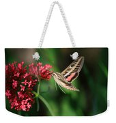 Hummingbird Moth Weekender Tote Bag