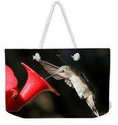 Hummingbird Sigh Weekender Tote Bag