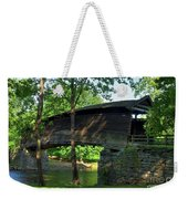 Humpback Covered Bridge 2 Weekender Tote Bag