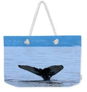 Humpback In Monterey Weekender Tote Bag