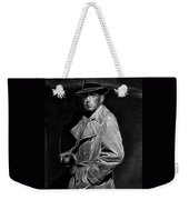 Humphrey Bogart - Pencil Weekender Tote Bag