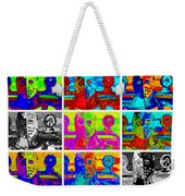 Humungus In Color Weekender Tote Bag