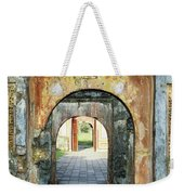 Hung Temple Arches Weekender Tote Bag