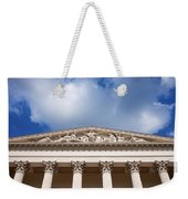 Hungarian National Museum Architectural Details Weekender Tote Bag
