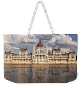 Hungarian Parliament Budapest Weekender Tote Bag