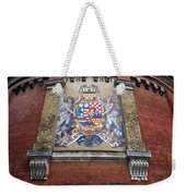 Hungary Coat Of Arms In Budapest Weekender Tote Bag