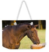 Hungry Weekender Tote Bag