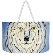 Hungry Like The Wolf Weekender Tote Bag
