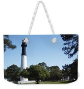 Hunting Island Lighthouse Sc Weekender Tote Bag