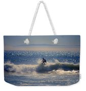 Huntington Beach California Surfer Weekender Tote Bag