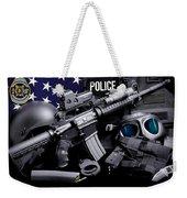 Huntsville Police Weekender Tote Bag