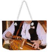 Hurdy Gury Man Weekender Tote Bag