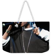 Hurricane Chris Weekender Tote Bag