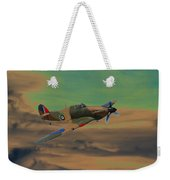 Hurricane Fighter Plane 2 Weekender Tote Bag